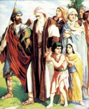 Изображение для главы: Ассирия завоевывает Израиль