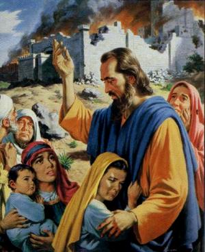 Изображение для главы: Уничтожение Иерусалима и храма