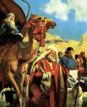 Изображение для главы: Авраам