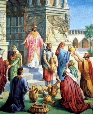 Изображение для главы: Возвращение иудеев из плена