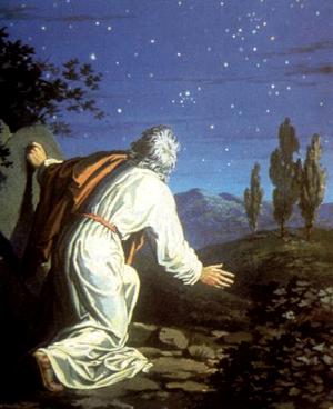 Изображение для главы: Обещание Божие Аврааму
