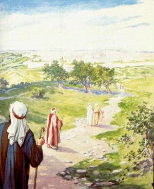 Изображение для главы: Пророк Иоиль