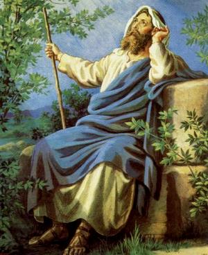 Изображение для главы: Пророк Михей