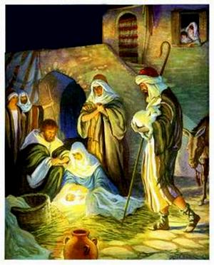 Изображение для главы: Пастухи у Иисуса