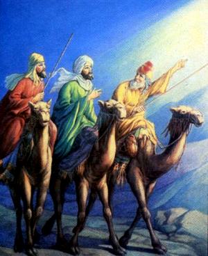 Изображение для главы: Поклонение мудрецов