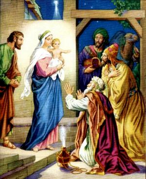Изображение для главы: Дары мудрецов и избиение младенцев