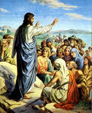 Изображение для главы: Нагорная проповедь. О законе, шестой заповеди, браке и клятве