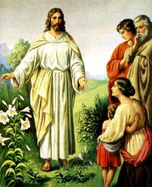 Изображение для главы: Нагорная проповедь. О посте и надежде на Небесного Отца