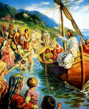 Изображение для главы: Шесть притч о Царстве Небесном