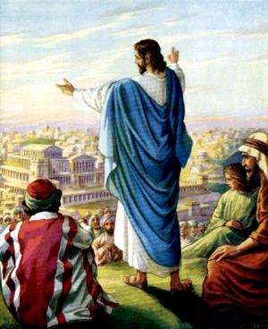 Изображение для главы: Плач Иисуса об Иерусалиме