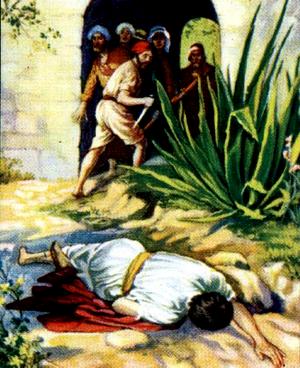 Изображение для главы: Притча о злых виноградарях