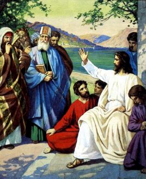 Изображение для главы: «Первая и наибольшая заповедь»