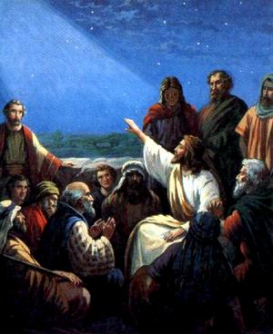 Изображение для главы: Иисус говорит о будущем