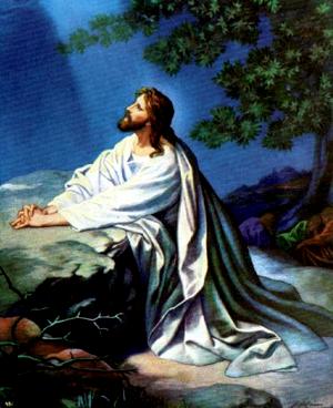 Изображение для главы: Молитва в Гефсимании