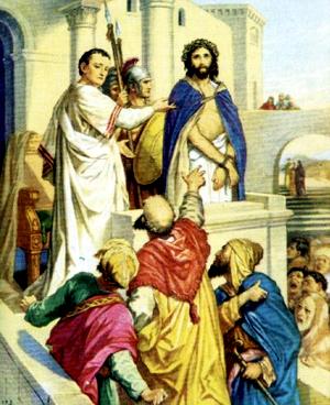 Изображение для главы: Иисус перед Пилатом