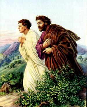 Изображение для главы: Иисус жив!