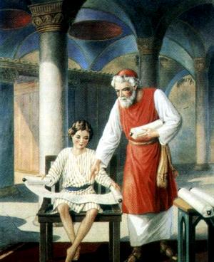 Изображение для главы: Три послания Апостола Иоанна