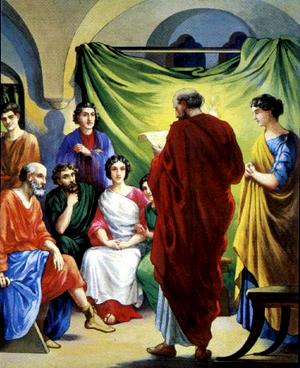 Изображение для главы: Послание Иуды
