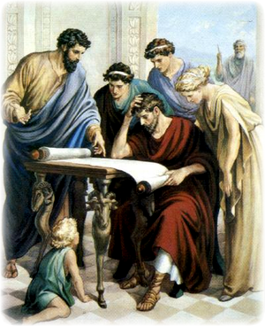 Житие Первоверховных Апостолов Петра и Павла