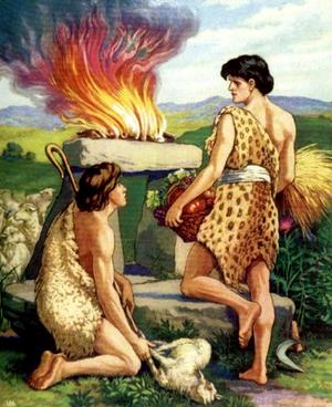 Изображение для главы: Каин и Авель