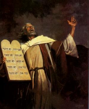 Изображение для главы: Наставление детям: не забывать Господа!