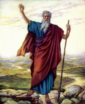 Изображение для главы: Смерть Моисея