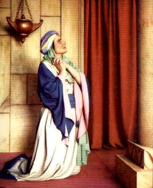 Изображение для главы: Молитва Анны