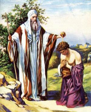 Изображение для главы: Саул – царь Израиля