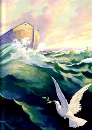 Изображение для главы: Конец потопа