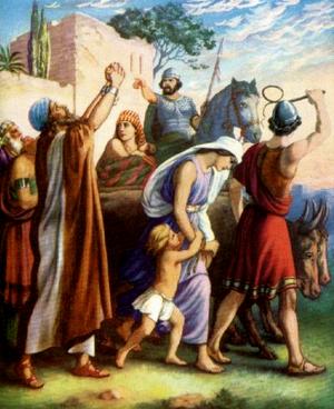 Вавилон завоевывает Иуду