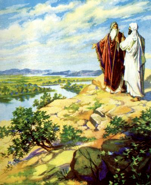Авраам и Лот