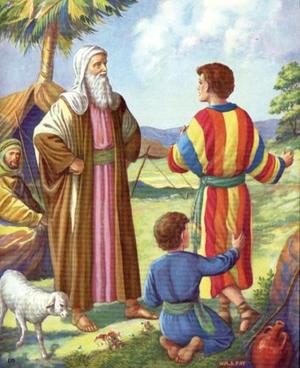 Иосиф – любимый сын Иакова