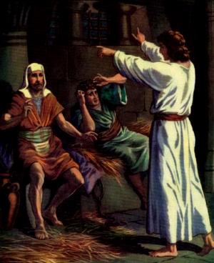 Иосиф в темнице