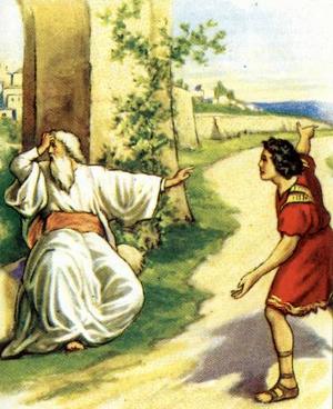 Смерть священника Илия